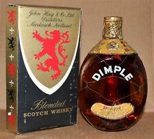 Haig's Dimple Spring Cap Scotch Whisky inkl. original box