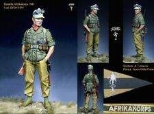 GERMAN PANZER COMMANDER 1//16 RESIN KIT JAGUAR MODELS 61610