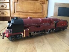 Hornby O Gauge E320 Electric LMS 4-4-2  Tender Locomotive  6100 Royal Scot