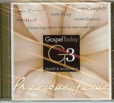 GOSPEL TODAY PRESENTS - PRAISE AND WORSHIP III - PRECIOUS JESUS - CD - NEW