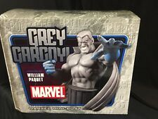 Bowen Designs GREY GARGOYLE BUST #231/1500 New in Box Avengers