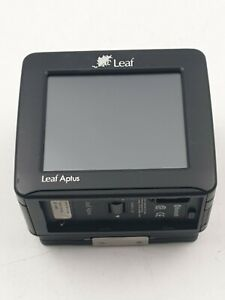 Leaf Aptus 75S For Parts Not Tested