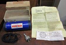 Vintage Northwest Electric Co. Devil Dog Car Alarm New Old Stock