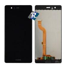 TOUCH SCREEN VETRO LCD DISPLAY Per Huawei P9 EVA-L09 EVA-L19 EVA-L29 Nero
