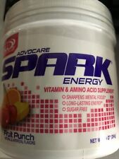 Advocare Spark Fruit Punch Best By 2016