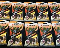 Magic The Gathering Jumpstart Booster Pack Lot Of 5 Sealed *IN HAND*