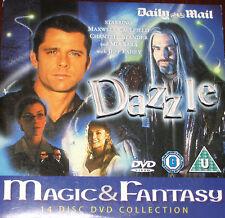 Dazzle (DVD), Maxwell Caulfield, Mia Sara, Jeff Fahey, Chantell Stander.