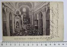 cartolina Campania - Duomo di S.Agata dei Goti - BN 371