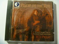 DORIAN RECORDINGS A PRIEST ON THE RUN RED PRIEST RARE FREEPOST CD