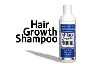Grow your hair back Hair Regain shampoo - no sulfates just natural ingredients z