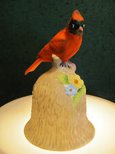 4 1/2 Inch Bone China Cardinal Bell By Towle