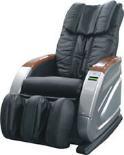 Dollar Bill Coin Deluxe Massage Chair RT-M02 Lounger Kneading Rolling Tapping