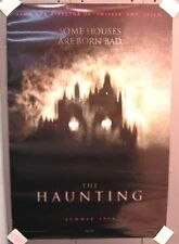 1999 THE HAUNTING - TWO-SIDED One-Sheet Poster