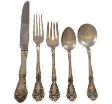 Chateau Rose by Alvin Sterling Silver Cocktail Party Bar Serving Set 5pc Custom