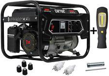 Strom Aggregat Strom Erzeuger 3300W Stromgenerator 7 PS Notstromversorgung 230V
