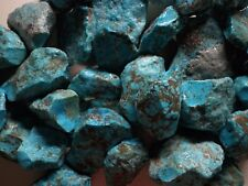 WRG- TURQUOISE Rough 1/2 Pound lots Kingman Arizona Mine Stabilized Gemstone