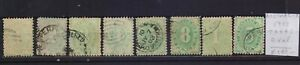 ! Australia 1903. Postage Due  Lot Of 8 Stamp. YT#. €140.00!