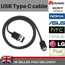 USB Type C to USB 2.0 Charging Cable Charger Data Sync Cord for Nokia HTC Sony