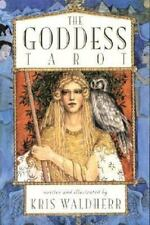 The Goddess Deck and Book Set by Kris Waldherr (2004, Hardcover)