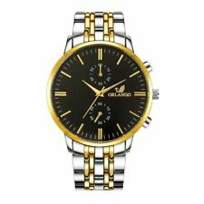 Men's Wrist Watch Men Watch Top Brand Luxury Orlando Fashion Quartz Watches