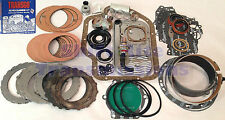 TH400 MASTER OVERHAUL KIT REBUILD BANDS SEALS GASKETS CLUTCHES TURBO SHIFT KIT