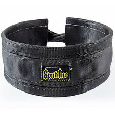 SPUD INC Belt Squat Belt Black // Made in USA // Hip Squats Powerlifting Leg Dip