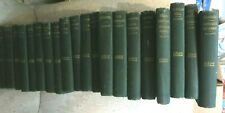 Sir Walter Scott Library Edition 1885 HC Alden Publisher 20 volume book set