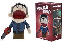 "Ash Vs Evil Dead Ashy Slashy Puppet 15"" Prop Replica NECA Horror Bruce Campbell"
