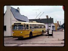 Original Slide Bus, Dayton 502, Watervliet-Chelsea, Kodachrome 1974