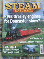 July Steam Railway Rail Transportation Magazines in English
