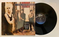 'Til Tuesday - Welcome Home - 1986 US 1st Press (VG+) In Shrink HYPE Sticker