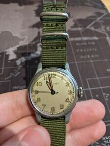 1942 Vintage Longines watch