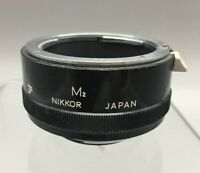 Nikon M2 Extention Tube for Micro NIKKOR P 55mm f3.5 or later from JAPAN - B08