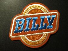 BILLY BEER Falls City LOGO PATCH sew on craft beer brewery brewing