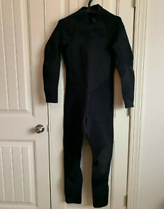 XCel Hawaii 3mm Wet suit, Mens L, Black, Military SOCOM, excellent condition