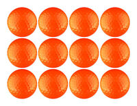 Golf Ball 12-Pack Blank Non-Branded Multi Colors Available
