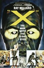 The Man With X-Ray Eyes (DVD, 2012)