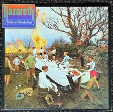 33t Nazareth - Malice in Wonderland (LP) - 1980