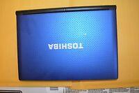 Toshiba Mini NB505-N500BL 10.1in. (250GB, Intel Atom,1.66GHz, 1GB) Netbook No OS