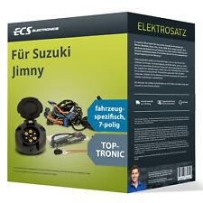 Für Suzuki Jimny Elektrosatz 7-pol. spezifisch NEU ECS Electronics