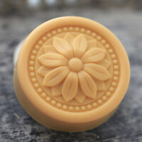Craft Flower Silicone Soap Mold Handmade Soap Making Mould DIY Candle Mold