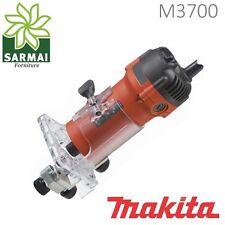 RIFILATORE MAKITA M3700 ELETTRICO 570W 6 mm FRESATRICE VERTICALE LEGNO A MANO