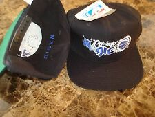 ORLANDO MAGIC WOOL G-CAP RARE     SCRIPT NEW VINTAGE 90'S HAT CAP  SNAPBACK