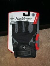 Harbinger Pro Strength Lifting Gloves Medium