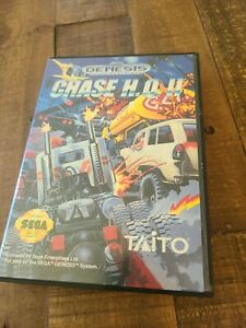 Chase H.Q. II Case (SEGA Genesis) Authentic BOX ONLY! (NO GAME!)