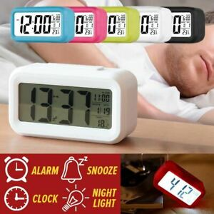 idrop Electric Digital Alarm Clock with Snooze and Sleeping Function