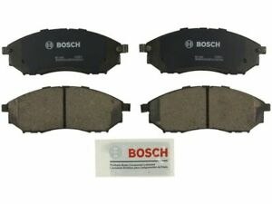 For 2011-2014 Nissan Murano Brake Pad Set Front Bosch 22819ZM 2012 2013