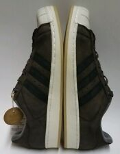 adidas Originals S82214 Mens Superstar- Brown Leather Size 13