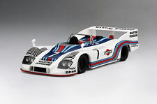 True Scale 1/18 1976 Porsche 936 #7 Martini Racing Winner Imola 151842R