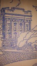 Vintage Embroidery Transfer Pattern - Good Needlework Magazine Nov. 1936